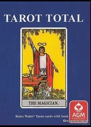 Tarot Total Rider Waite Set